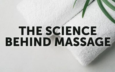 The Science Behind Massage